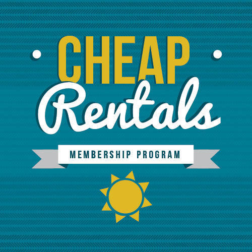 Cheap Rentals Membership