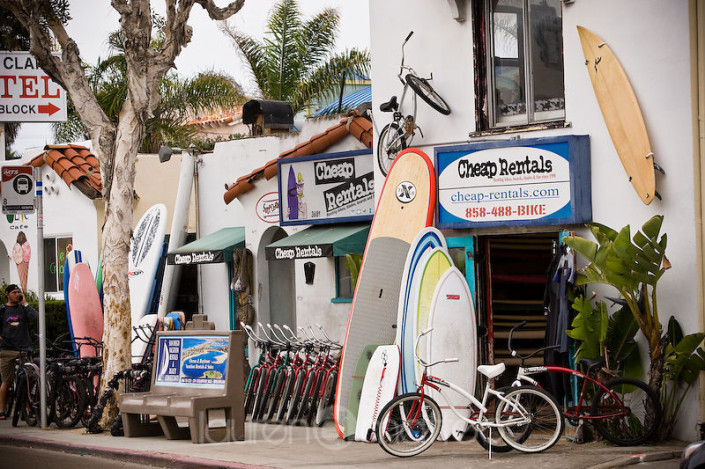 San Diego Surfshop