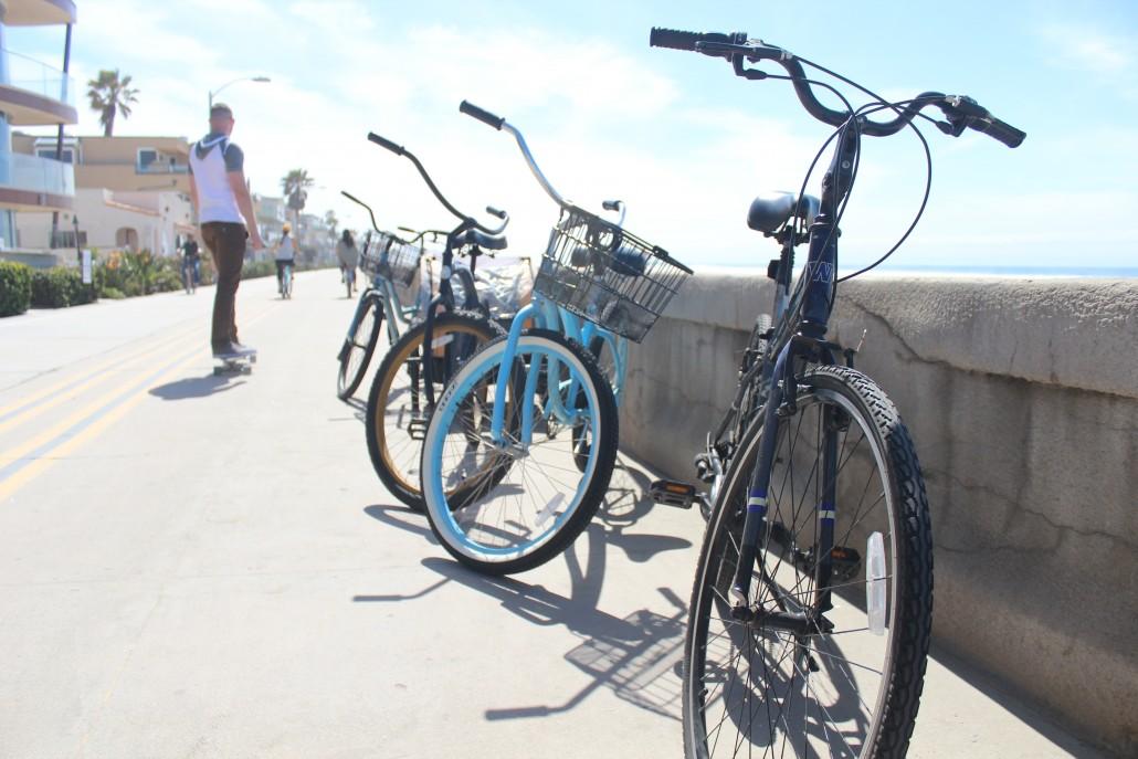 beach cruiser bike hybrid bike