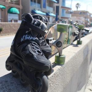inlineskate skateboard
